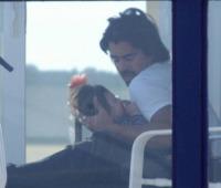 Colin Farrell - Malibu - 28-02-2004 - Il cuore di un padre è un capolavoro della natura