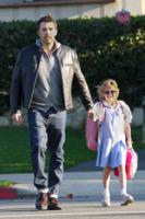 Violet Anne Affleck, Ben Affleck - Los Angeles - 11-12-2012 - Il cuore di un padre è un capolavoro della natura