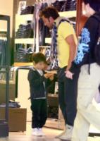 Tobias Del Piero, Alessandro Del Piero - Sydney - 11-10-2012 - Il cuore di un padre è un capolavoro della natura