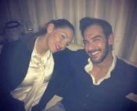 Maurice Asaad, Debora Salvalaggio - Milano - 04-03-2013 - Dillo con un tweet: un nuovo tatuaggio per Nicole Minetti