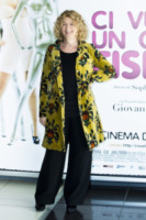 Angela Finocchiaro - Roma - 04-03-2013 - Basta tinta unita! Colora l'inverno con un cappotto fantasia!