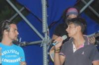Alessandro Scanu, Valerio Scanu - La Maddalena - 19-08-2011 - Il mondo è bello vicino a mio fratello