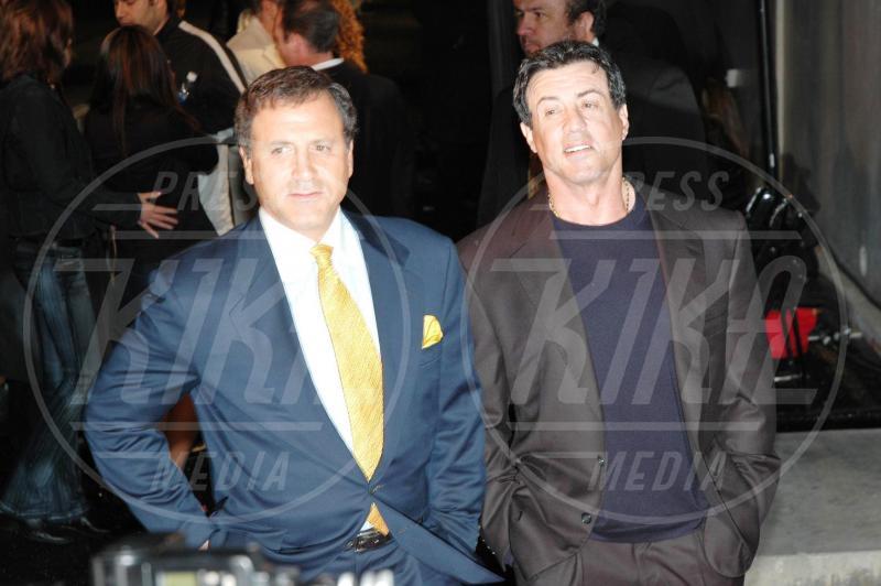 Sylvester Stallone, Frank Stallone - Los Angeles - 06-01-2005 - Il mondo è bello vicino a mio fratello