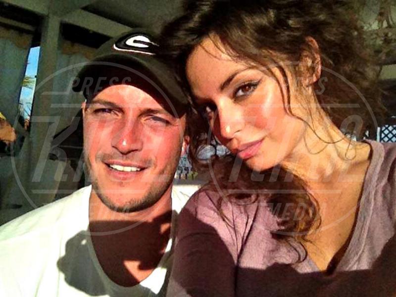Francesco Fico, Raffaella Fico - Milano - 01-02-2013 - Il mondo è bello vicino a mio fratello