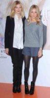 Savannah Miller, Sienna Miller - Londra - 14-03-2011 - Il mondo è bello vicino a mio fratello