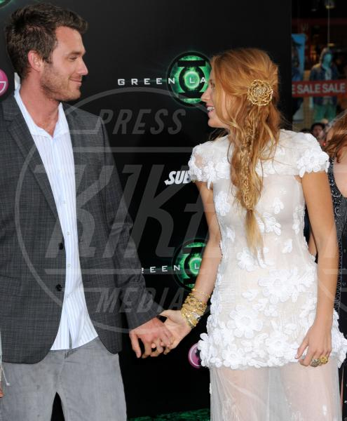Blake Lively, Eric Lively - Hollywood - 15-06-2011 - Il mondo è bello vicino a mio fratello