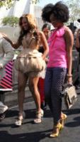 Solange Knowles, Beyonce Knowles - New York - 14-09-2011 - Il mondo è bello vicino a mio fratello