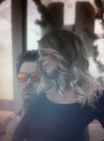 Guendalina Canessa, Luca Marin - Milano - 05-03-2013 - Dillo con un tweet: è ufficiale la love story Canessa-Marin