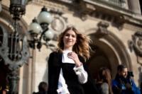 Maria Kolosova - Parigi - 05-03-2013 - Parigi Fashion Week: quando la passerella è en plein air