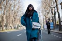 Susie Lau - Parigi - 05-03-2013 - Parigi Fashion Week: quando la passerella è en plein air