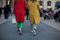 Pubblico - Parigi - 05-03-2013 - Parigi Fashion Week: quando la passerella è en plein air