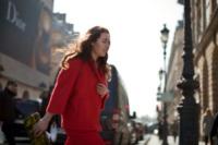 Thalia - Parigi - 05-03-2013 - Parigi Fashion Week: quando la passerella è en plein air