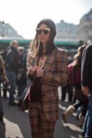Natasha Goldenberg - Parigi - 05-03-2013 - Parigi Fashion Week: quando la passerella è en plein air