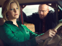 Anna Gunn, Bryan Cranston - Albuquerque - 06-03-2013 - Bryan Cranston di nuovo protagonista sul piccolo schermo