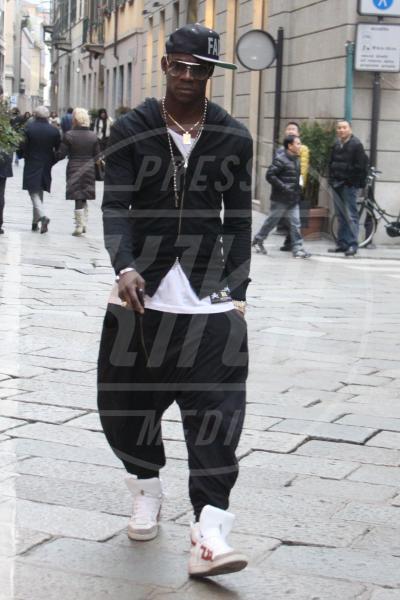 Mario Balotelli - Milano - 05-03-2013 - Fanny – Balotelli: è ritorno di fiamma