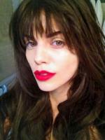06-03-2013 - Dillo con un tweet: Elena Santarelli in forma con l'acquagym