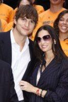 Demi Moore, Ashton Kutcher - Los Angeles - 10-09-2009 - Demi Moore: divorzio si', ma con penale