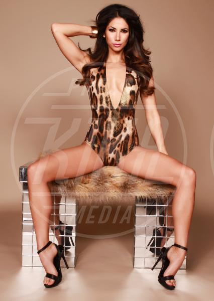Leilani Dowding - Londra - 07-03-2013 - Eva Mendes e il maculato: un abbinamento perfetto