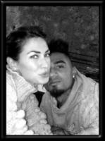 Kevin-Prince Boateng, Melissa Satta - Milano - 09-03-2013 - Dillo con un tweet: fine settimana a tinte rossonere