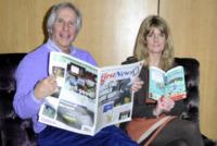 Henry Winkler - Milton Keynes - 09-03-2013 - Star come noi: a ogni personaggio pubblico il suo quotidiano