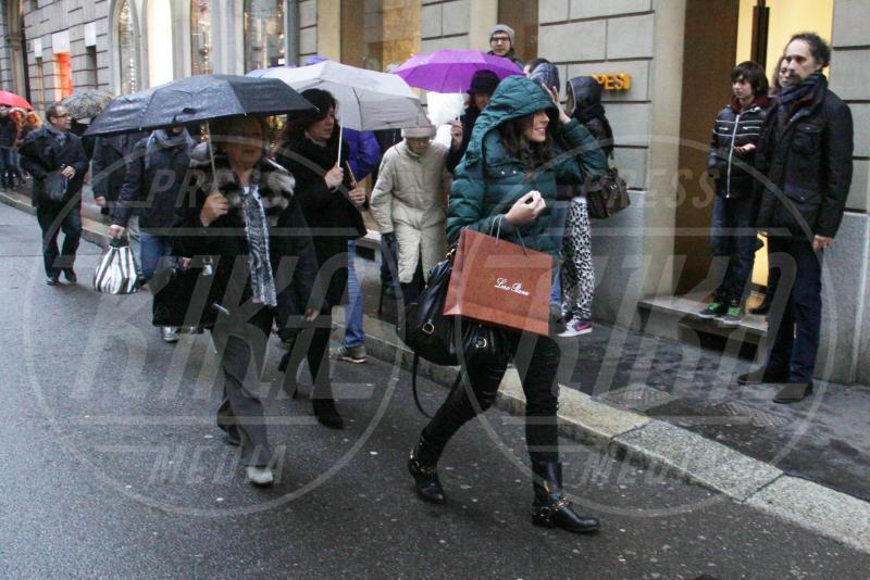Alessia Reato - Milano - 09-03-2013 - La primavera non arriva. E tu, di che ombrello sei?