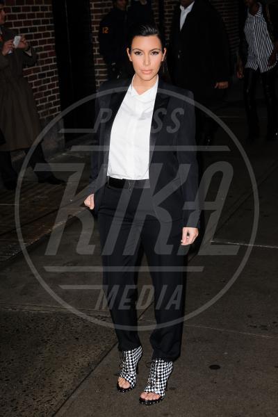 New York - 16-01-2013 - Look pre maman: da Kim Kardashian a Kate Middleton