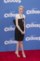 Emma Stone - New York - 10-03-2013 - Emma Stone ha già vinto l'Oscar dell'eleganza!