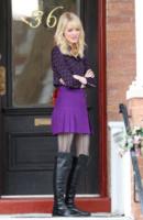 Emma Stone - New York - 11-03-2013 - Per il 2014, le celebrity scelgono il colore viola