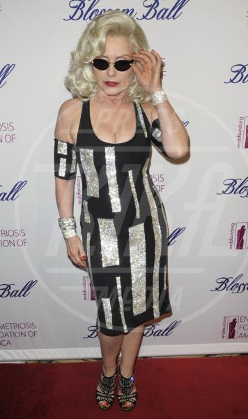 Debbie Harry - New York - 11-03-2013 - Sul red carpet, l'optical è… l'optimum!