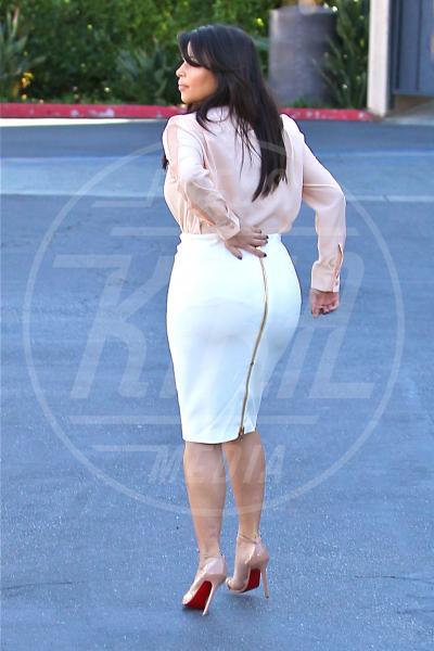 Kim Kardashian - Los Angeles - 12-03-2013 - Look pre maman: da Kim Kardashian a Kate Middleton
