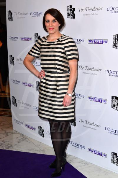 Vicky Mcclure - Londra - 12-03-2013 - Sul red carpet, l'optical è… l'optimum!