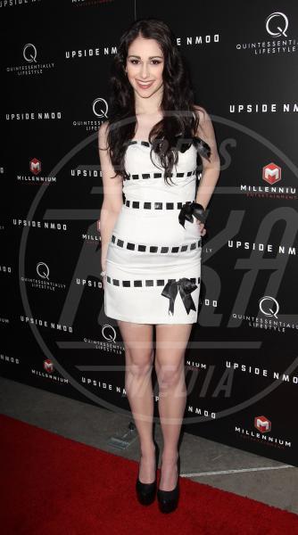 Sarah Hackett - Hollywood - 12-03-2013 - Sul red carpet, l'optical è… l'optimum!