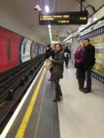 Geri Halliwell - Londra - 13-03-2013 - Lourdes Leon: la metro di New York ha la sua diva