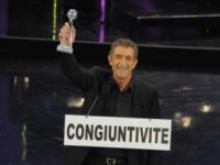 Ezio Greggio - Sanremo - 13-03-2013 - Oscar della tv: Festival di Sanremo miglior programma
