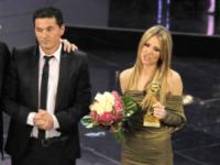 Teo Mammucari, Ilary Blasi - Sanremo - 13-03-2013 - Oscar della tv: Festival di Sanremo miglior programma