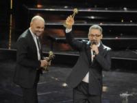 Beppe Fiorello - Sanremo - 13-03-2013 - Oscar della tv: Festival di Sanremo miglior programma