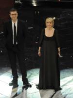Fabio Fazio, Luciana Littizzetto - Sanremo - 13-03-2013 - Oscar della tv: Festival di Sanremo miglior programma