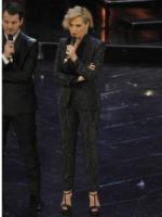 Simona Ventura - Sanremo - 13-03-2013 - Oscar della tv: Festival di Sanremo miglior programma