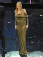 Ilary Blasi - Sanremo - 13-03-2013 - Oscar della tv: Festival di Sanremo miglior programma