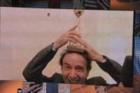 Roberto Benigni - Sanremo - 13-03-2013 - Oscar della tv: Festival di Sanremo miglior programma