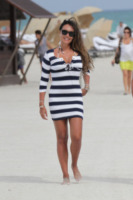 Tamara Ecclestone - Miami - 13-03-2013 - Tamara Ecclestone aspetta un bambino