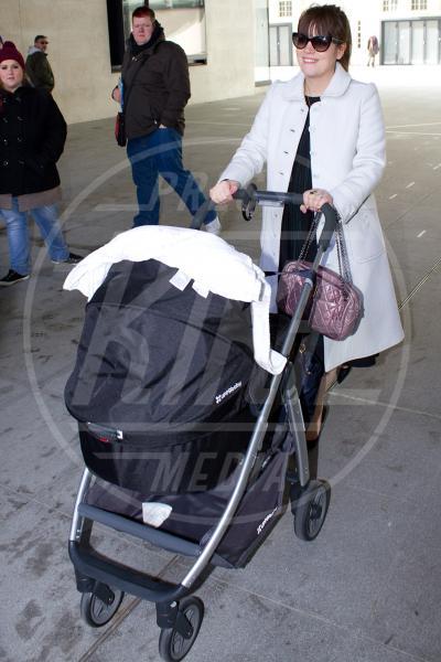 Marnie Rose Allen, Lily Allen - Londra - 14-03-2013 - A tre ruote, colorato o tutto blu: a ognuno il suo passeggino