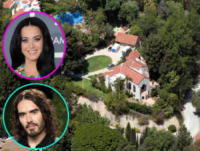 Katy Perry, Russell Brand - Villa Katy Perry - Los Angeles - 08-08-2011 - Casa di Katy Perry vendesi a 6 milioni di dollari