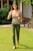 Christiane Filangeri - Venezia - 09-09-2011 - Sienna e le altre: comode e selvagge con le flat animalier
