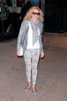 Ann Dexter Jones - New York - 20-03-2012 - Sienna e le altre: comode e selvagge con le flat animalier