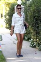 Kate Walsh - Los Angeles - 30-08-2009 - Sienna e le altre: comode e selvagge con le flat animalier