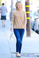Ali Larter - Beverly Hills - 03-11-2012 - Sienna e le altre: comode e selvagge con le flat animalier