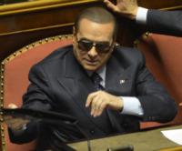 Silvio Berlusconi - Roma - 16-03-2013 - Hollywood: Jack Nicholson nei panni di Silvio Berlusconi