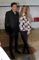 Teo Mammucari, Ilary Blasi - Milano - 16-03-2013 - Ilary Blasi inizia Le Iene con uno scoop: