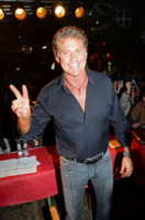 David Hasselhoff - Berlino - 17-03-2013 - La mia vita da sobrio: le star che dicono addio alla bottiglia